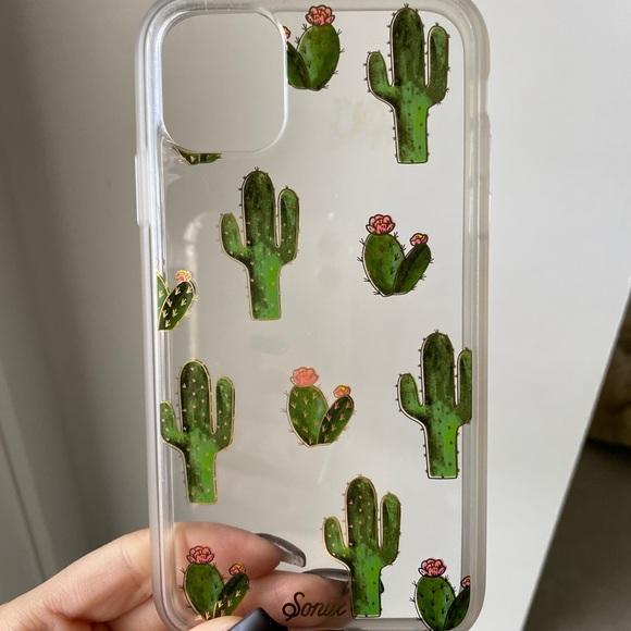 iPhone 11/XR Cactus Sonix Case